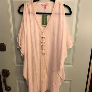 Lilly Pulitzer Julie Etta Cover-up/Dress NWT